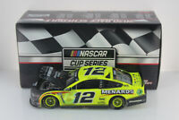 RYAN BLANEY #12 2020 MENARDS SYLVANIA TALLADEGA RACED WIN 1/24 NEW FREE SHIPPING