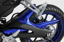 YAMAHA MT125 2014 > ERMAX BLUE BLACK HUGGER WHEEL MUDGUARD FENDER 730292123