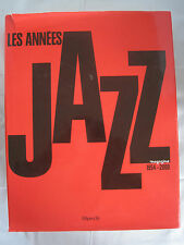 LES ANNEES JAZZ MAGAZINE 1954 TO 2000  - RARE HARD COVER BOOK