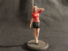 1/24 1/25 or G  75mm Scale Resin Model Kit, Sexy action Figure Martha # 174