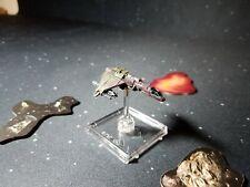 Scum Kihraxz Fighter Scum Miniature - X-Wing Miniatures Star Wars - Used
