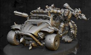Beetle Launcher, warhammer 40k, Bulwark Gaming, Space Orks, Kill Team, Wasteland