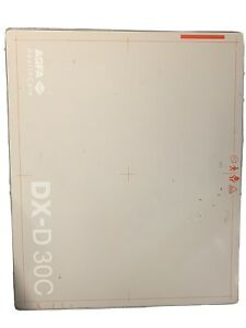AGFA DX-D 30C DR Panel - Tested! Working!