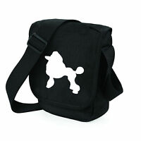 Poodle Bag Dog Walkers Shoulder Bags Handbags Poodle Dog Birthday Xmas Gift
