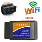 Wifi Elm327 Obd2 Obdii Car Diagnostic Scanner Code Reader Tool For Ios Android B