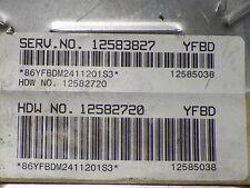 03 04 ALERO SILHOUETTE 03 GRAND PRIX MALIBU ENGINE CONTROL MODULE ECU ECM WM5830