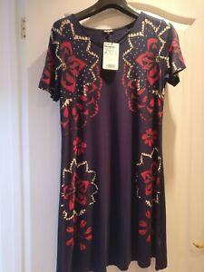 Desigual Summer Dress, Size 12