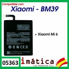 Baterías Para Xiaomi Mi 6 para teléfonos móviles y PDAs Xiaomi