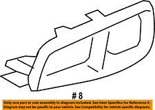 FORD OEM 13-16 Escape-Interior Door Handle Left CJ5Z7822601AA