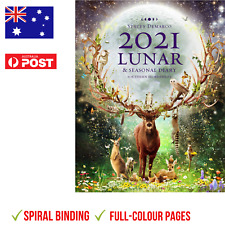 2021 Lunar and Seasonal Diary Southern Hemisphere by Stacey DeMarco Paperback