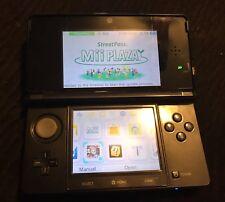 Original Nintendo 3DS  Cosmo Black Handheld System