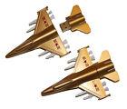CAZA Avión Jet ORO DE METAL USB Stick 8GB MEMORIA/ USB Flash Drive
