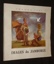 Images du Jamboree. France 1947