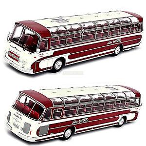 Kässbohrer Setra S-14 Bus Germany 1961 Omnibus Anker Busreisen 1:43 Ixo-Atlas