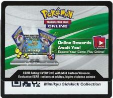EMAIL ONLINE CODE - Mimikyu - SM99  - Pokemon TCG Sidekick Collection CODE ONLY