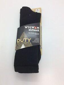 Wigwam Ultimax Hot Weather Dress Pro Socks DUTY Mens XL 12-15
