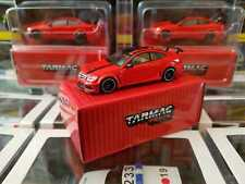 Tarmac Works 1/64 Mercedes-Benz C63 AMG Coupé Black Series Red No Hot Wheels
