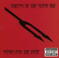 QUEENS OF THE STONE AGE - SONGS FOR THE DEAF NEW CD
