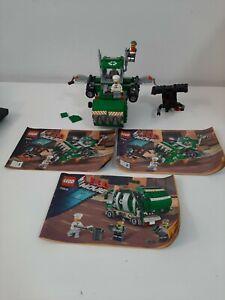2014 Lego The Movie 70805 Trash Chomper