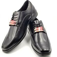 Dexter Dress Shoe  Mens Size 12 Black Lace Up Comfort New