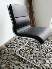 Freischwinger  SIT IT- Konferenzsessel Ledersessel von Sitland