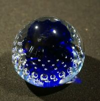 Beautiful Vintage G. Reilly Paperweight