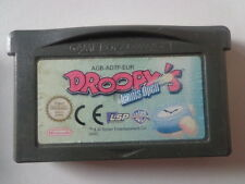 Gameboy Advance juego-Droopy 's Tennis Open (módulo) 10821848