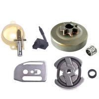 Oil Pump Gear & Clutch Drum Kits Fits For HUSQVARNA 41 136 137 142 141 Chainsaw