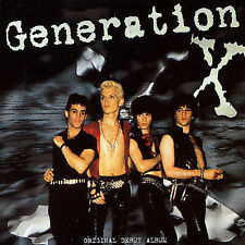 Generation X [Disky Collection] by Generation X (CD, Nov-2000, Disky) BILLY IDOL