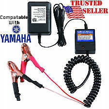 BATTERY TRICKLE TENDER AUTOMATIC/FLOAT/CHARGER/SUPER QUICK USA SHIP~EZ USE CLIPS