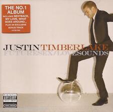 JUSTIN TIMBERLAKE - Futuresex/Lovesounds (UK 12 Tk CD Album)