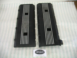 Range Rover L322 Engine Valve Cover Trim Panels PA6-M20-GF10
