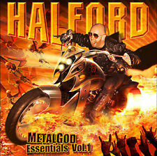 Halford Rob Halford -Metal God Essentials, Vol. 1 (August 7, 2007)