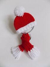 * Weihnachtl. Mütze + Schal für Ihren Mercedes Stern * m. Befestigung * NEU * #1