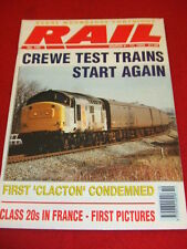 RAIL - CLASS 20s IN FRANCE - March 4 1992 # 169