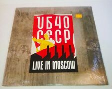UB40 - CCCP : Live In Moscow (1987 USA CD) A&M Records Reggae