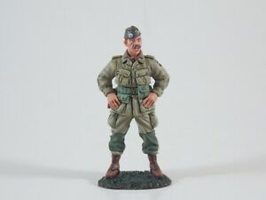 King & Country. Colonel Robert F Sink. D-Day '44. Retired. DD276. MIB