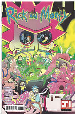 Rick and Morty #38 Variant First Print Oni Press