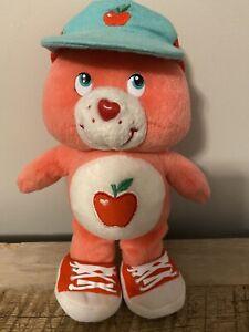 """Smart Heart Care Bear 2005 8"""" Rare"""