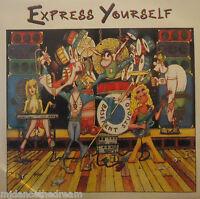 EXPRESS YOURXSELF - Various Artists - VINYL LP