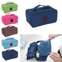 DIY Storage Tool Underwear Bag Travel Portable Lingerie Case Bra Organizer