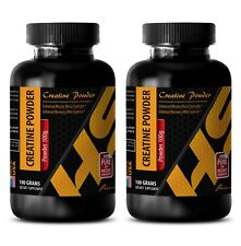 muscle builder - CREATINE MONOHYDRATE POWDER 200g - mass gainer