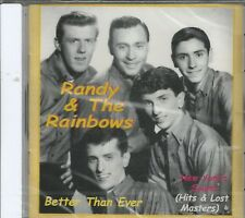 RANDY & THE RAINBOWS - Better Than Ever -  BRAND NEW -  CD