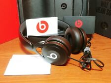 Beats by Dr. Dre EP On - Ear Sound Isolating Headphones with Mic - Black