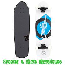 """NEW Z-FLEX Dead Centre ZFlex Cruiser Skateboard 30"""" Complete - STAND TALL"""