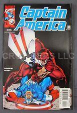 Marvel Comics Captain America Vol 3 #35 When Strikes Protocide November 2000 NM