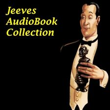 Jeeves Audio Book Collection 20 Stories - P.G. Wodehouse - MP3 DOWNLOAD