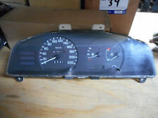 Nissan Pulsar N14 Instrument Cluster, Non tachometer, blue backing