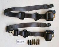 1998 1999 2000 2001 Dodge Ram REAR Seat Belt Seatbelt Retractor Assembly w BOLTS