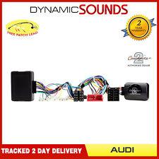CTSAD008.2 Control de Volante Adaptador Gratis Cable UTP para Audi A4 01-08